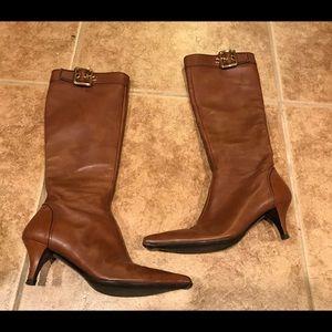 Prada Leather Boots size 6